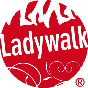 Ladywalk logo