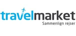 Travelmarket Vandreshoppen.dk Logo