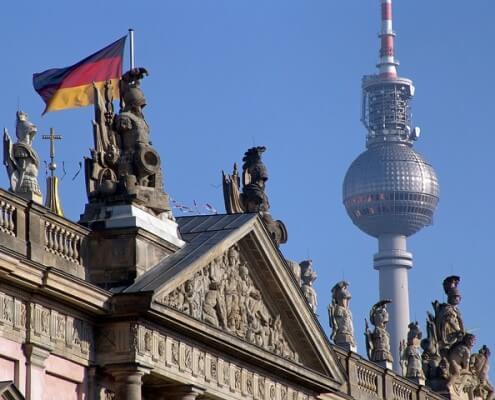 Vandring i Tyskland