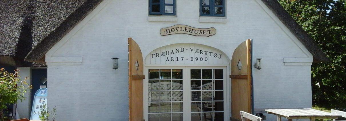 Vandring & Kaffe hos Høvlehuset Værktøjsmuseum
