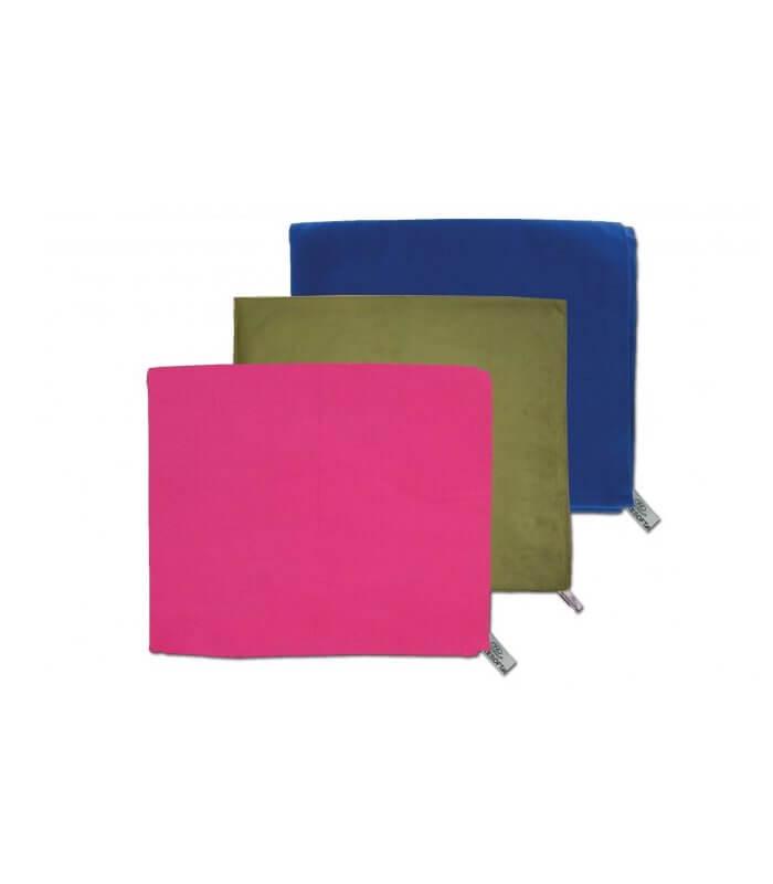 Mikrofiber Håndklæde XL Highlander 140x124cm