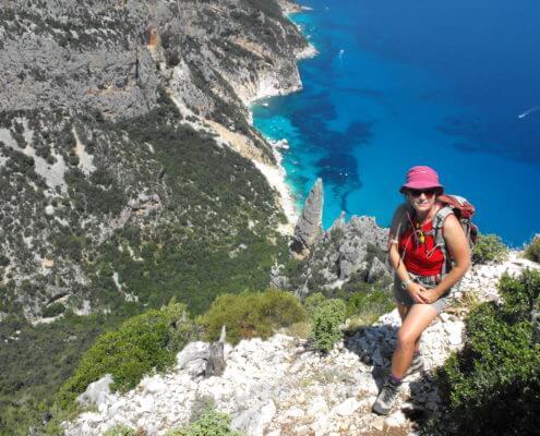Storslået vandring på Sardinien