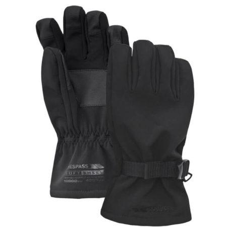 Goten Unisex Softshell Handsker med Fingergreb Trespass