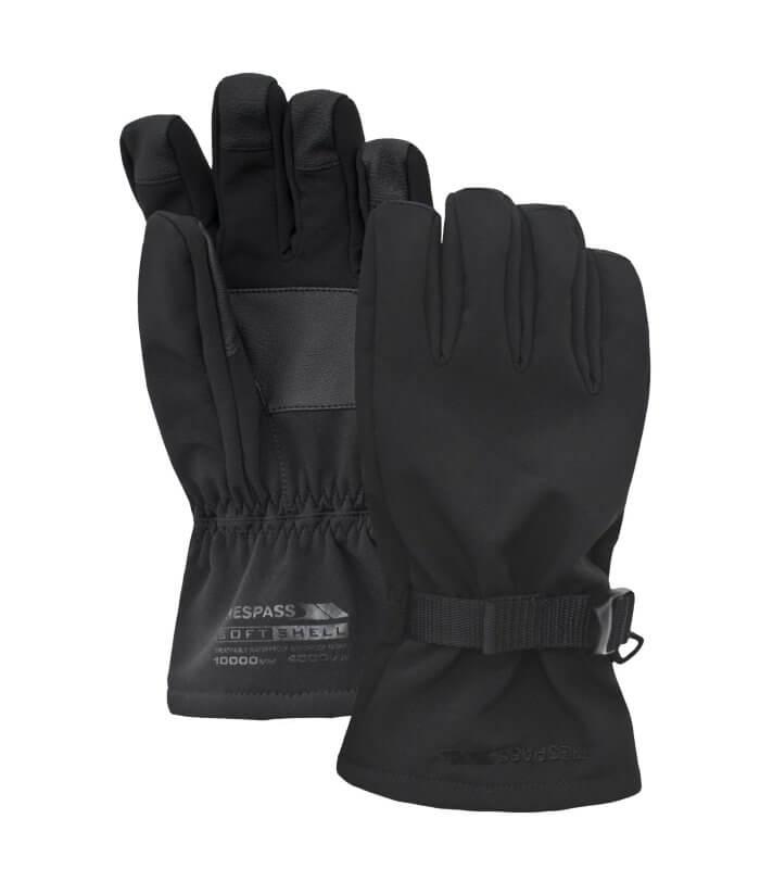 Image of   Goten Unisex Softshell Handsker med Fingergreb Trespass