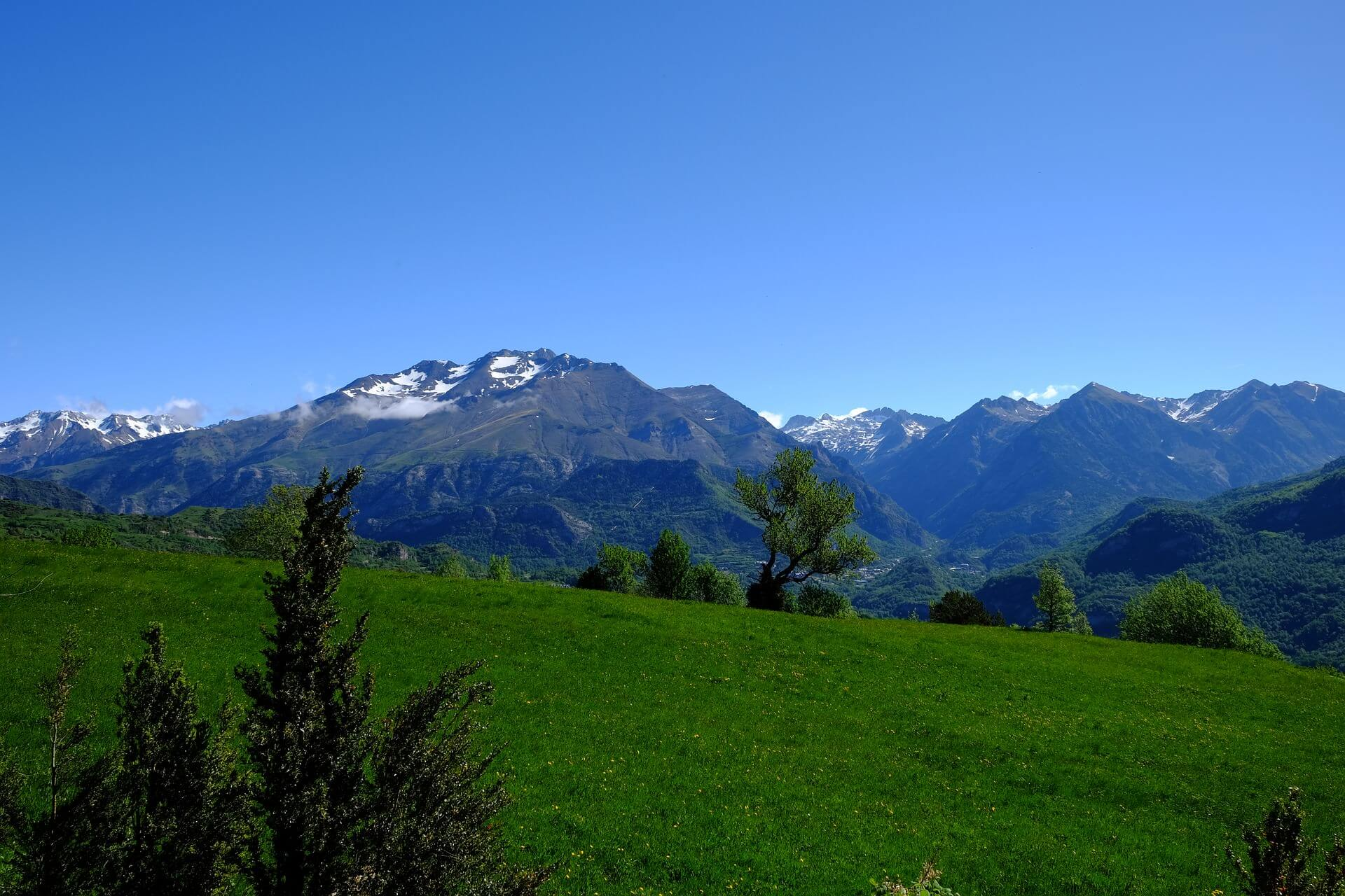 4 fantastiske Vandreområder tæt på 4 af Europas storbyer.