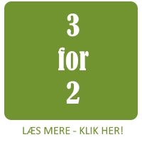 Køb 3 for 2 Vandreshoppen.dk