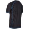 ALBERT kortærmet T-shirt i sort fra Trespass 2