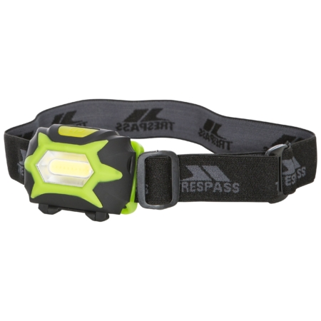 BEACON 125 lumen LED Pandelampe sort Trespass UUACMITR0005