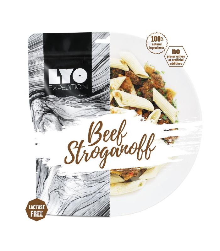 Image of   BEEF STROGANOFF 500 g