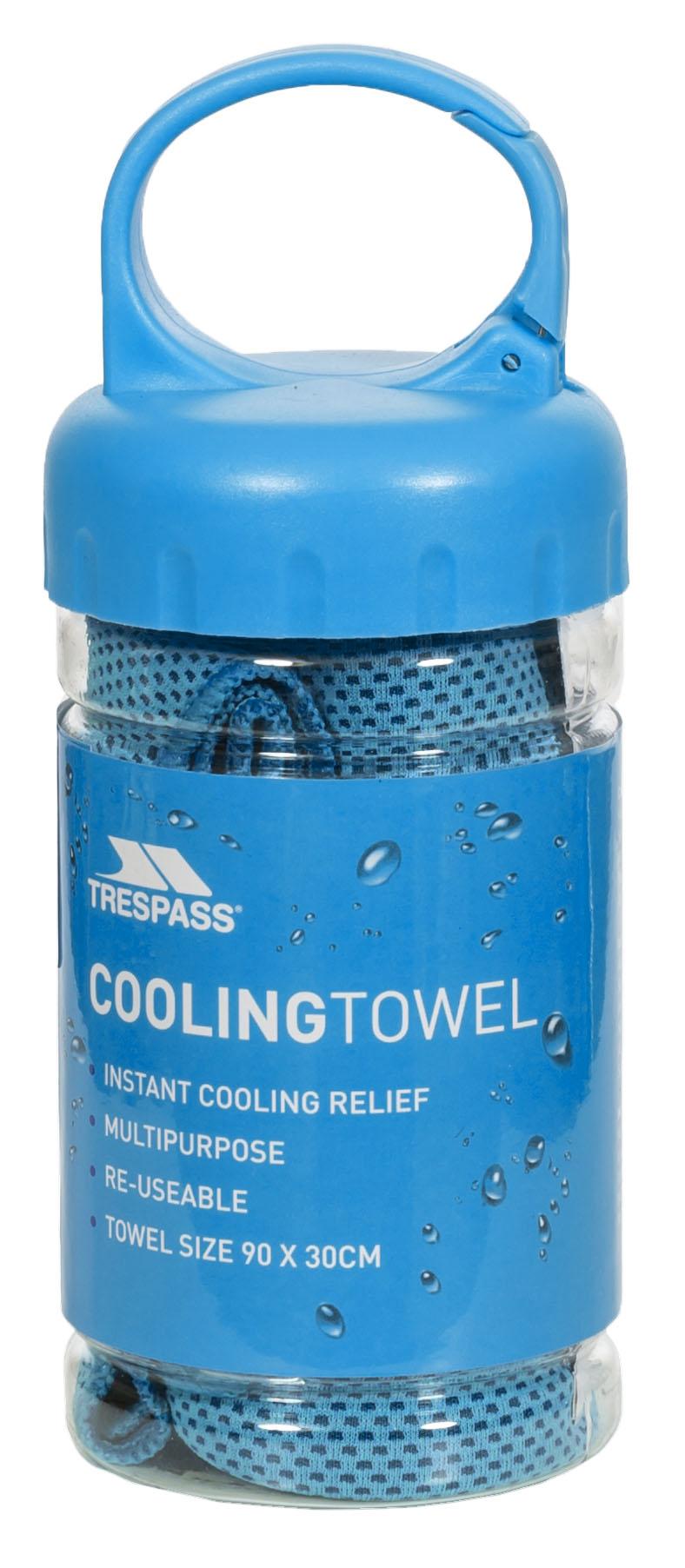 COOLINI kølende håndklæde fra Trespass blå