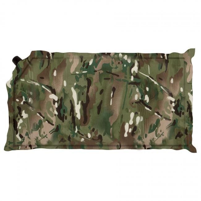 Image of   Camouflage Hovedpude Highlander SelvOppustelig