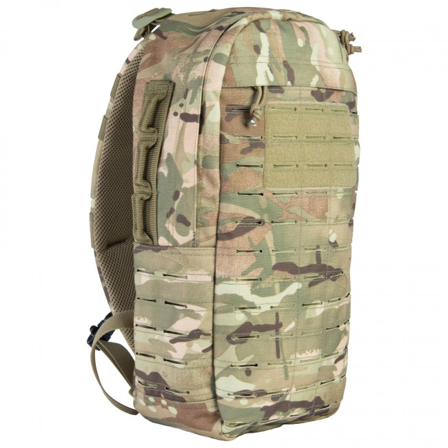Image of   Cobra Single Strap 15 liter rygsæk Camouflage Highlander