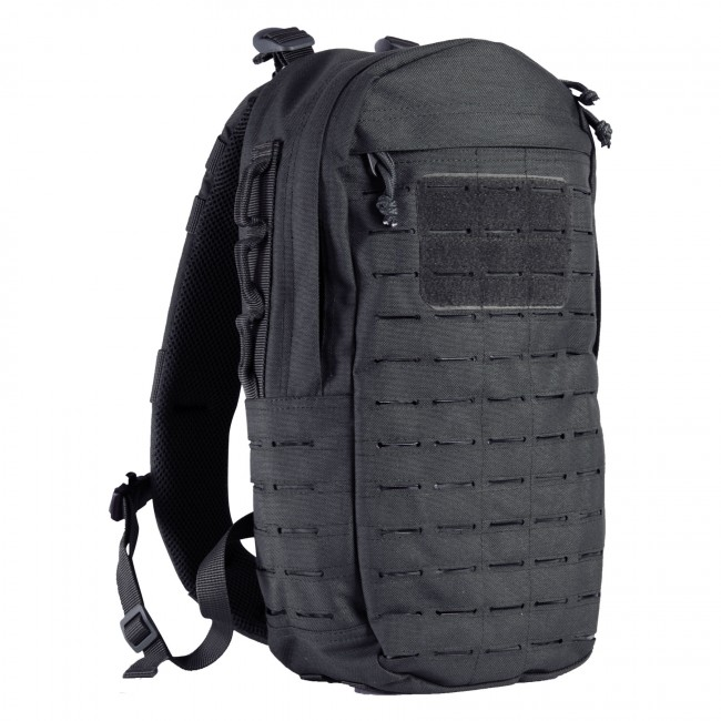 Image of   Cobra Single Strap 15 liter rygsæk sort Highlander