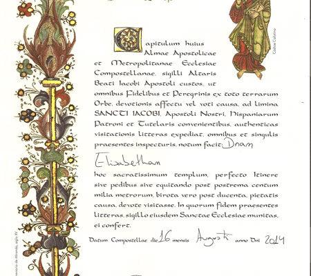 Pilgrimsbrevet