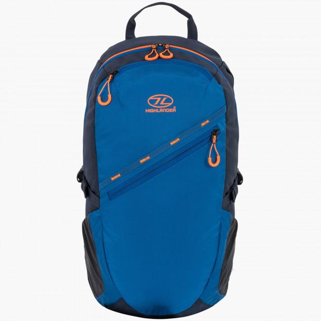 Image of   DIA 20 liter rygsæk blå med tabletlomme