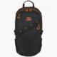 DIA 20 liter rygsæk sort med tabletlomme