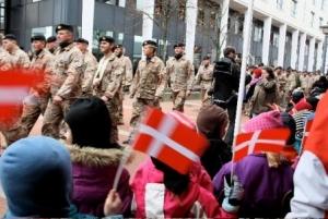 Interforce soldater