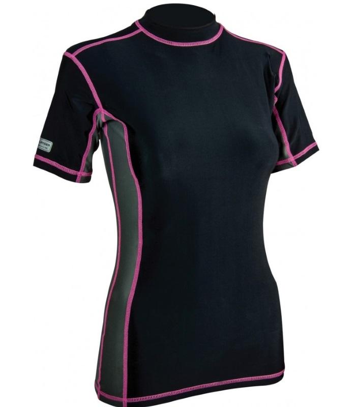 Pro Comp kortærmet T-shirt Highlander kvinde base layer