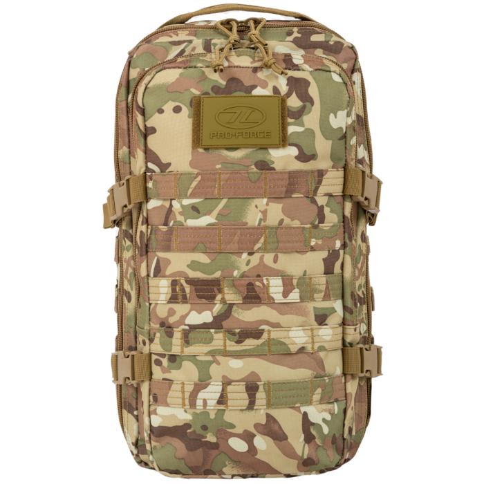 RECON rygsæk 20 l camouflage