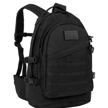 RECON rygsæk 40 l sort