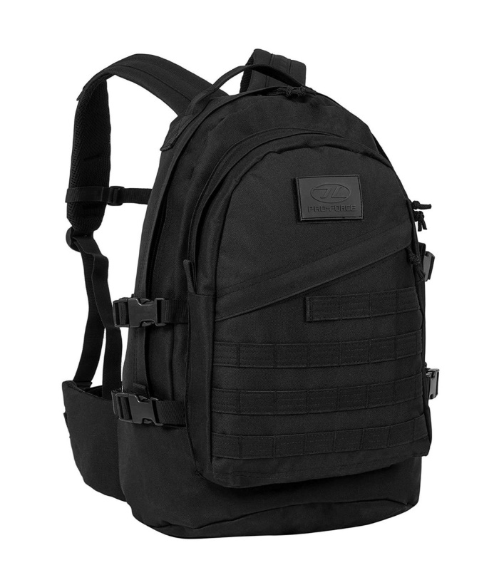 Image of   RECON rygsæk 40 l sort