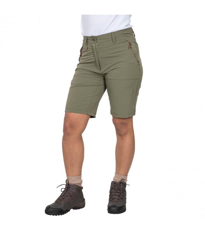 RUEFUL stretch shorts dame Trespass