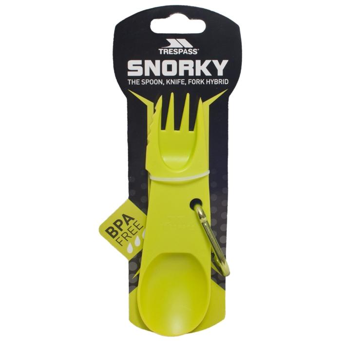SNORKY Trespass Spork Tre-i-en bestik uuacmii10005