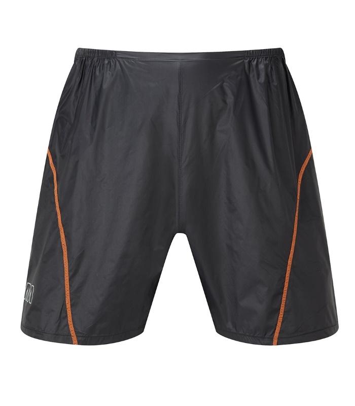 SONIC Shorts super letvægt OMM sort