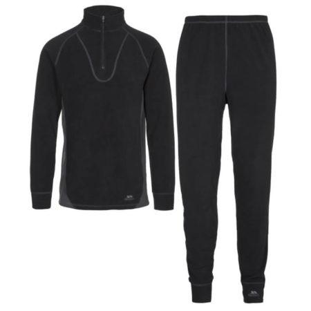 f051305d THRILLER fleece undertøj Trespass unisex baselayersæt