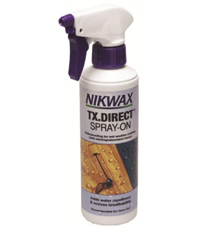 Tekstil imprægnering spray 300 ml Nikwax