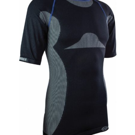 Thermo T-shirt: Thermo Tech kortærmet T-shirt Highlander mand base layer