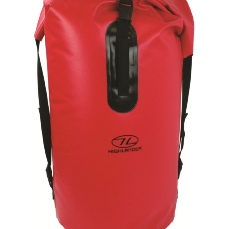 Troon Drybag Duffle 70 liter Rød