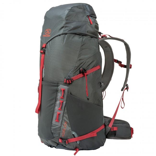 VORLICH rygsæk 40 liter grå