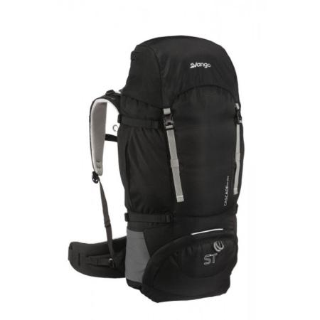 Vango Cascade 55:65S Small rygsæk i sort