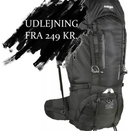 Lej stor rygsæk: Vango-Sherpa-7010-Rygsæk.