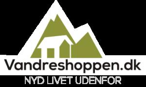 Vandreshoppen Logo