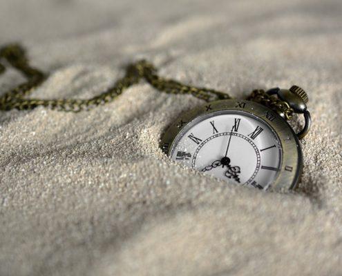 Fodrejse gennem tiden