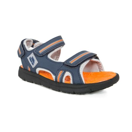 Ramesses sandal Trespass dreng gråblå