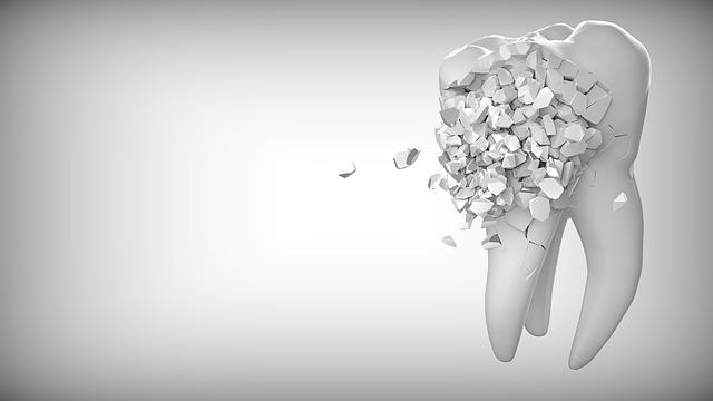 vandrer tænder