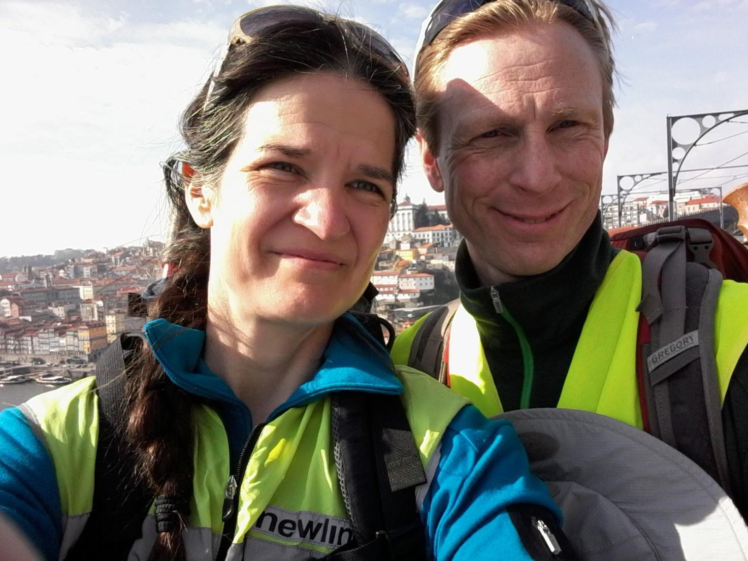 Image of   Aftenforedrag: Camino Talks med Rikke & Christian fra Wewalk d. 22.4.20